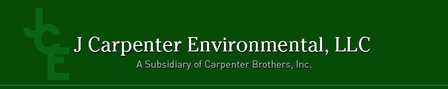 J Carpenter Environmental, LLC